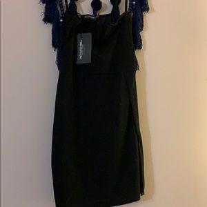 PRETTT LITTLE THINGS LITTLE BLACK DRESS NWT